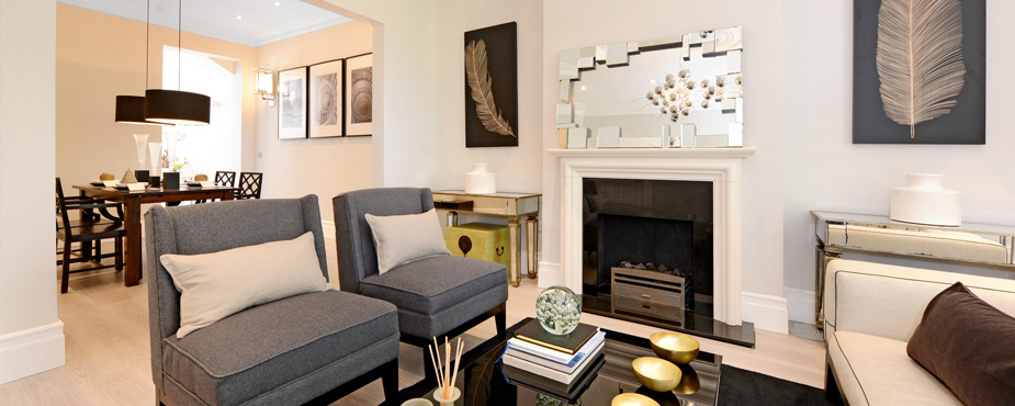 Home staging becomes the tool of choice for large and small scale developers